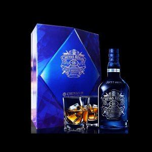Hộp quà Chivas 18 Blue