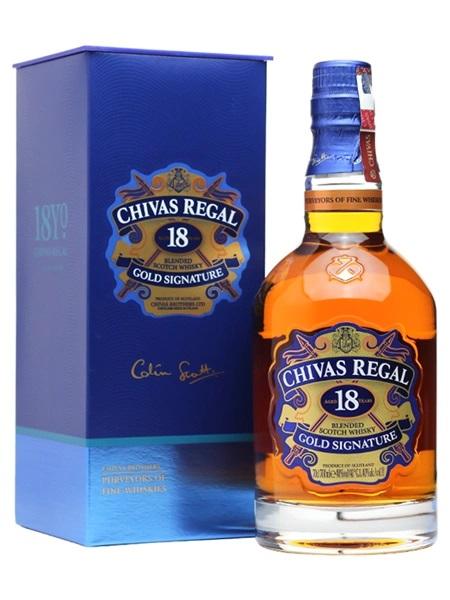 Rượu Chivas Regal 18 năm