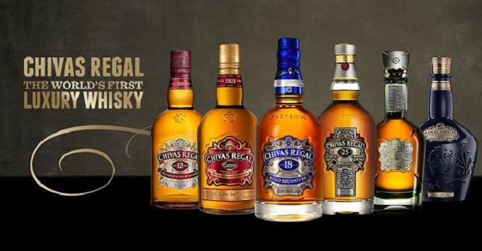 Chivas Brother - thương hiệu rượu WHisky đang bị làm giả tràn lan trên thị trường